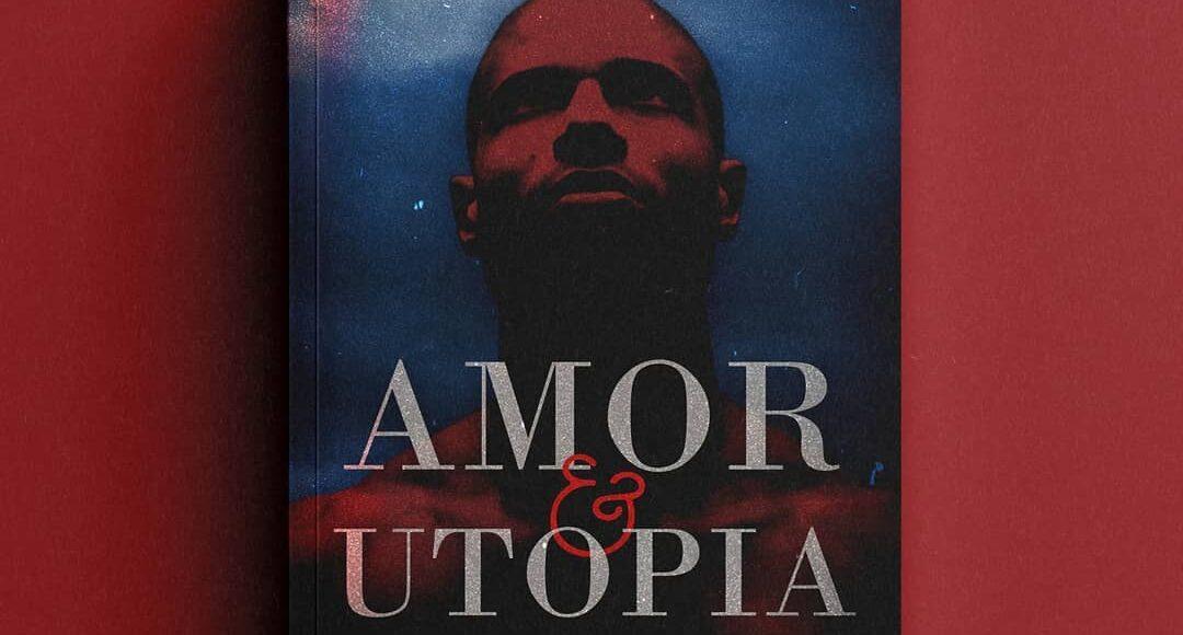 capa Livro Amor & Utopia Editora Vecchio